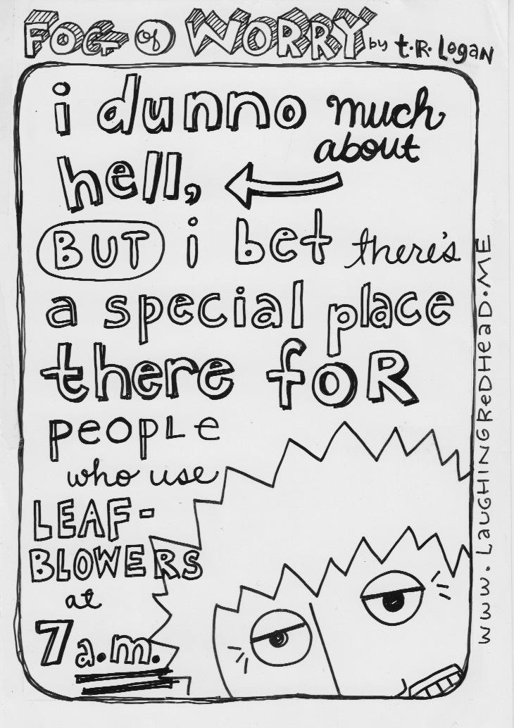 leafblowers