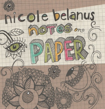 Nicole Belanus CD cover