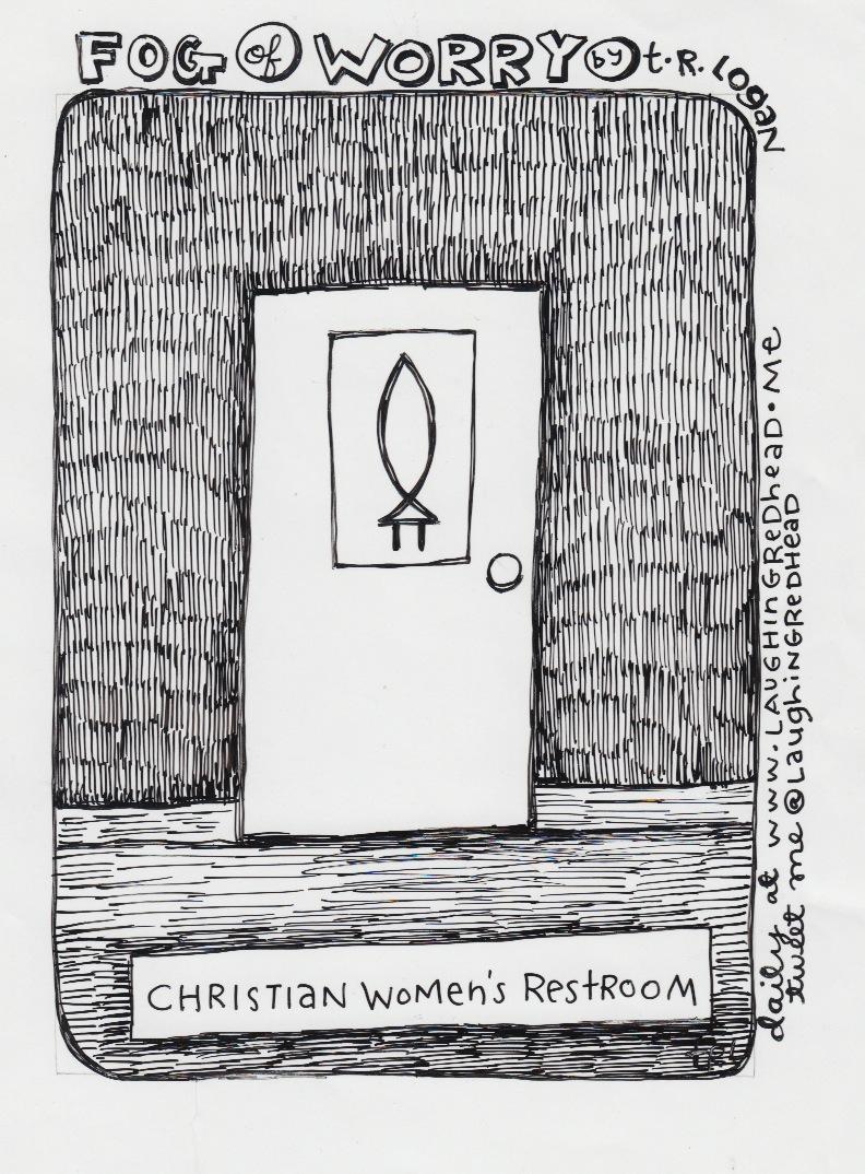 Xian womens restroom