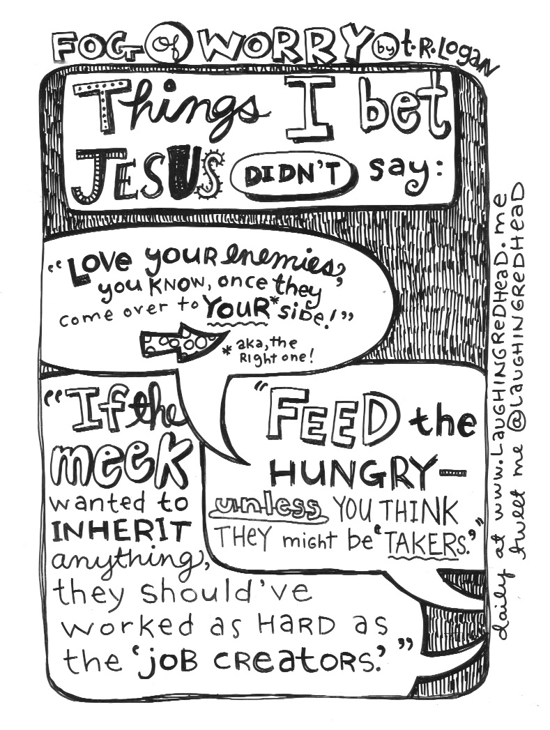 Jesus Didn't Say - corrected