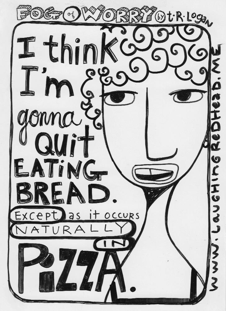 Eating Bread