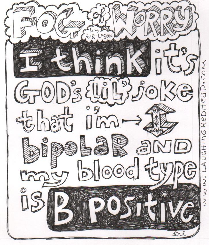 FOG OF WORRY Bipolar