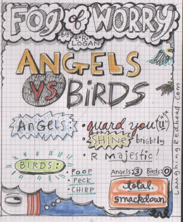 ANGELS VS. BIRDS