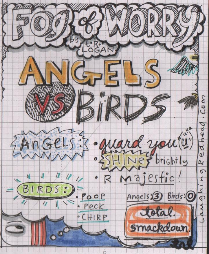 ANGELS VS. BIRDS