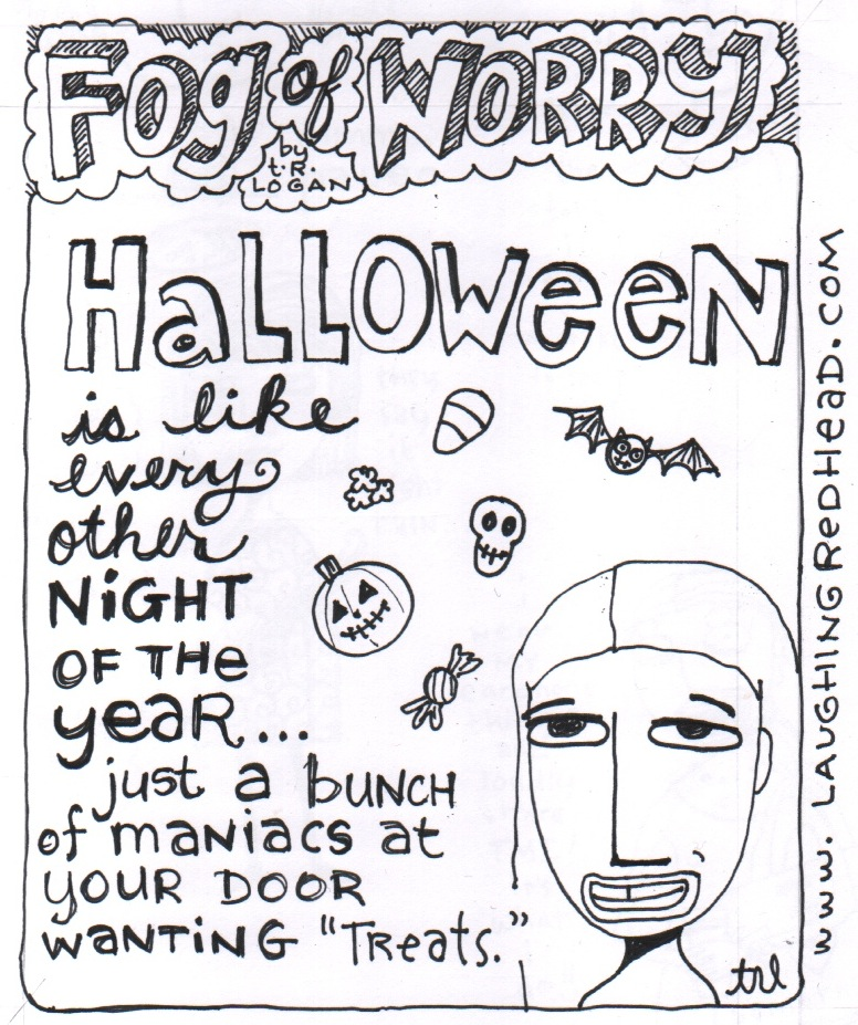 Halloween FOW 2014