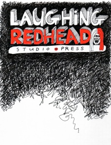 Laughing Redhead Studio + Press New Logo