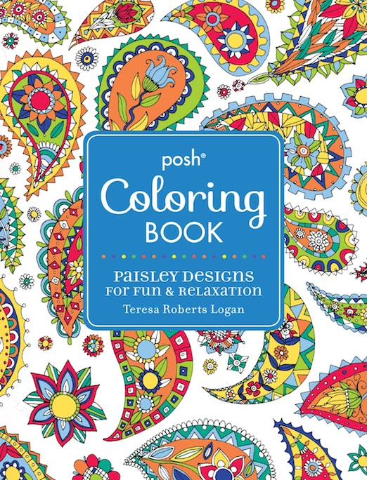 Coloring Book Full Design Cover 72 Dpi